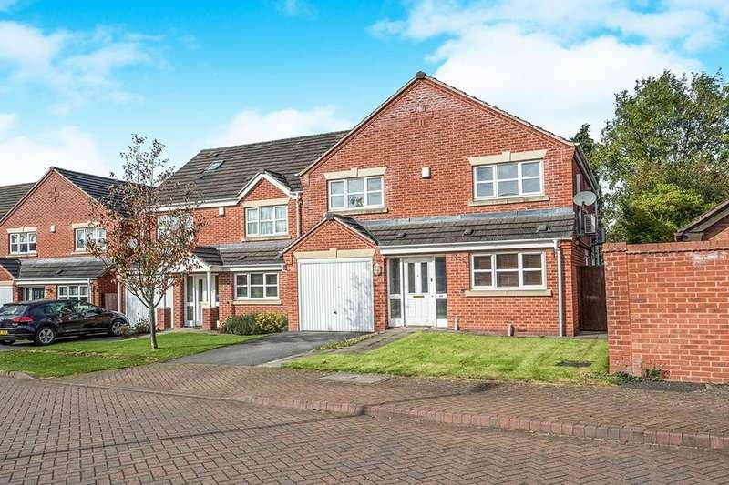4 Bedrooms Detached House for sale in Maple Walk, Longford, Coventry, CV6