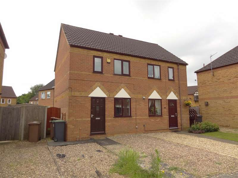 2 Bedrooms Detached House for sale in Rudkin Drive, Sleaford