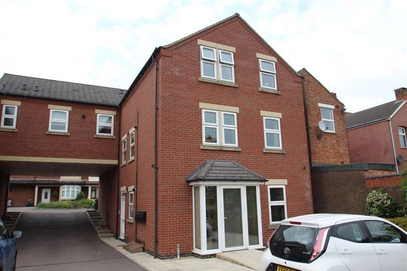 1 Bedroom Flat for sale in Linkfield Road, Mountsorrel, Loughbor...