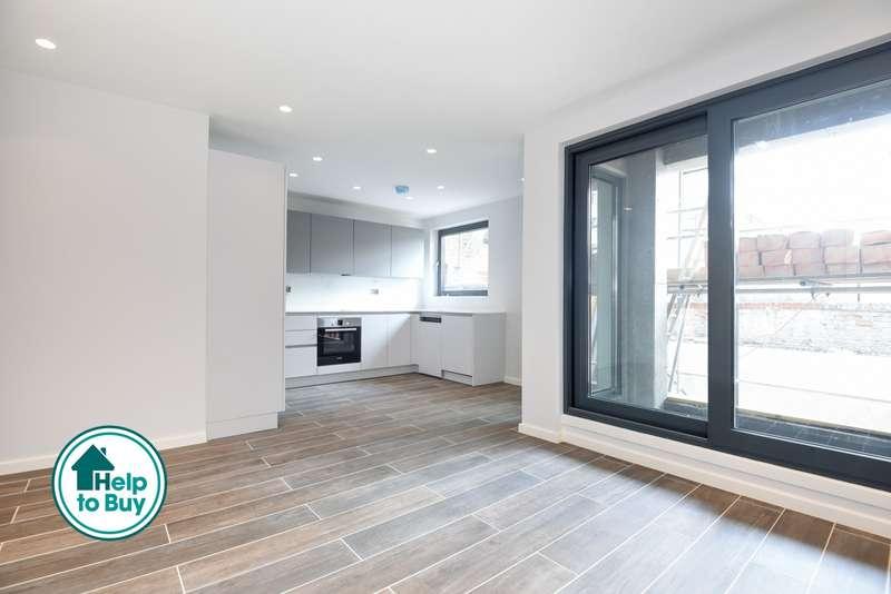 1 Bedroom Flat for sale in Boundary Lane, Walworth, SE17