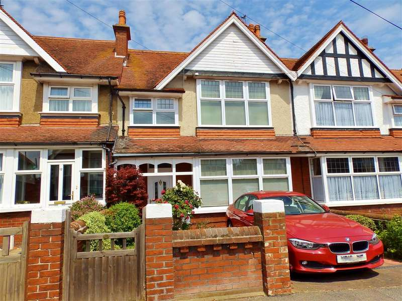 3 Bedrooms Terraced House for sale in Brassey Avenue, Eastbourne