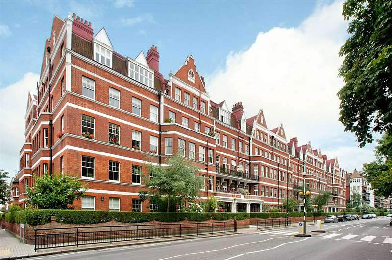 3 Bedrooms Maisonette Flat for sale in Cyril Mansions, Prince Of Wales Drive, Battersea, London, SW11