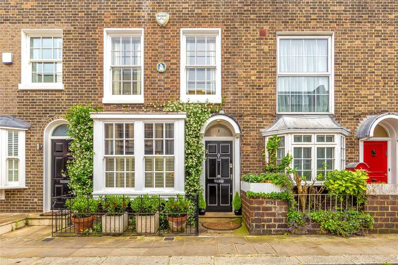 4 Bedrooms Terraced House for sale in Donne Place, Chelsea, London, SW3