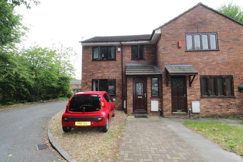 3 Bedrooms Semi Detached House for sale in Mortfield Gardens