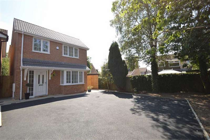 3 Bedrooms Detached House for sale in Primrose Avenue, Macclesfield