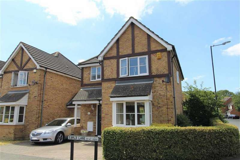3 Bedrooms Link Detached House for sale in Earls Lane, Slough, Berkshire