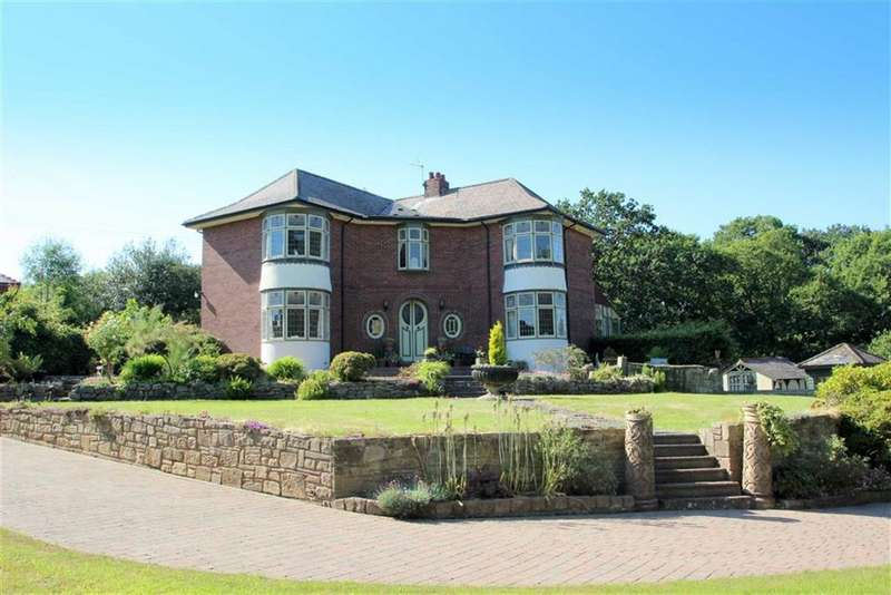 4 Bedrooms Detached House for sale in Lockhaugh Lodge, Rowlands Gill, Tyne & Wear, NE39