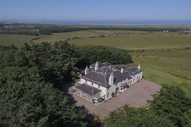 8 Bedrooms Farm Commercial for sale in Kinloch Estate, St. Fergus, Peterhead, Aberdeenshire, AB42