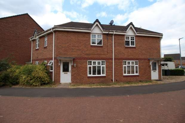 3 Bedrooms Semi Detached House for sale in Thunderbolt Way, Sandwell, West Midlands, DY4 9SL