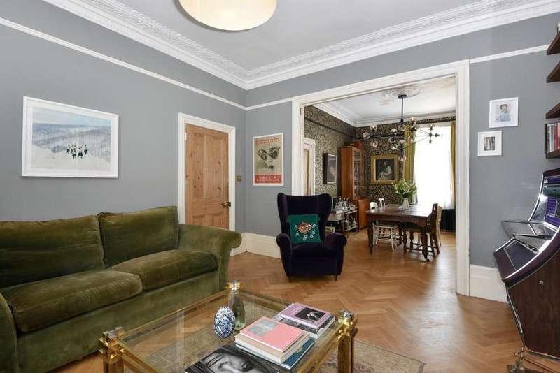 4 Bedrooms Terraced House for sale in Albert Road, Stroud Green