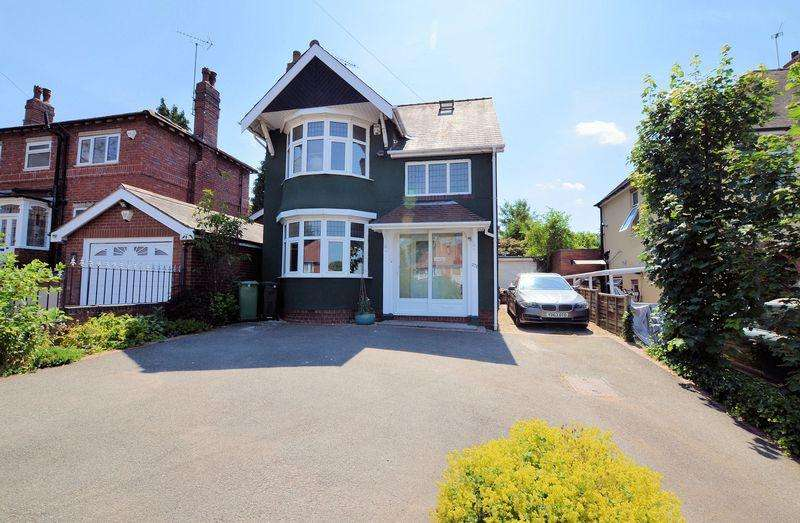 4 Bedrooms Detached House for sale in Stourbridge Road, Halesowen