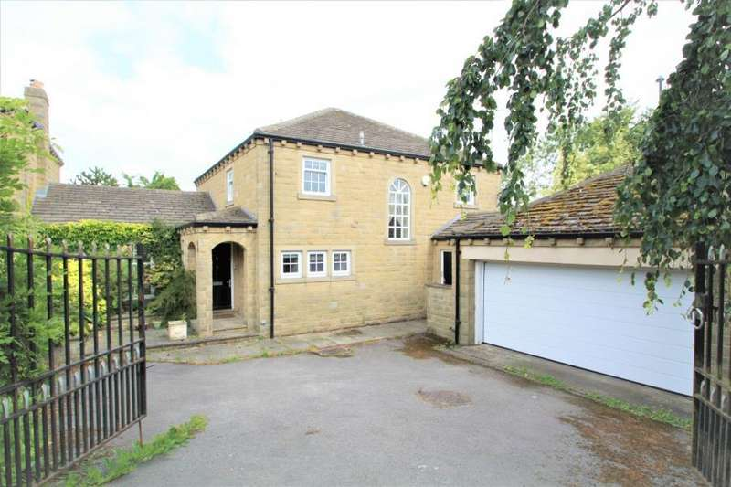 4 Bedrooms Detached House for sale in HAREWOOD GATE, HAREWOOD, LEEDS, LS17 9LZ
