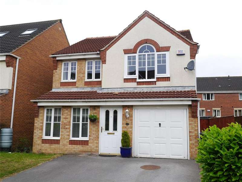 4 Bedrooms Detached House for sale in Ringshaw Drive, Gomersal, Cleckheaton, BD19