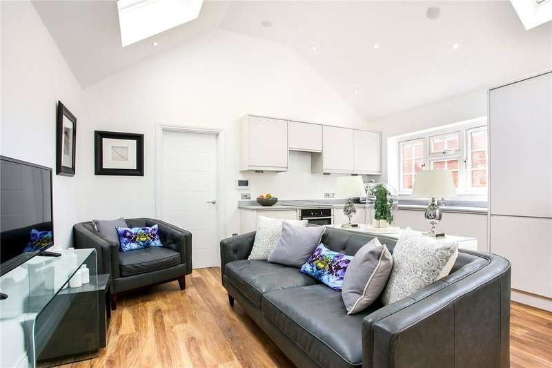 1 Bedroom Flat for sale in Queens Road, Reading, RG1