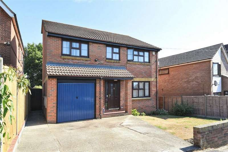 4 Bedrooms Detached House for sale in Phillimore Road, Southampton, Hampshire