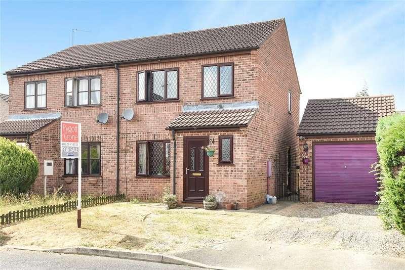 3 Bedrooms Semi Detached House for sale in Alder Road, Sleaford, NG34