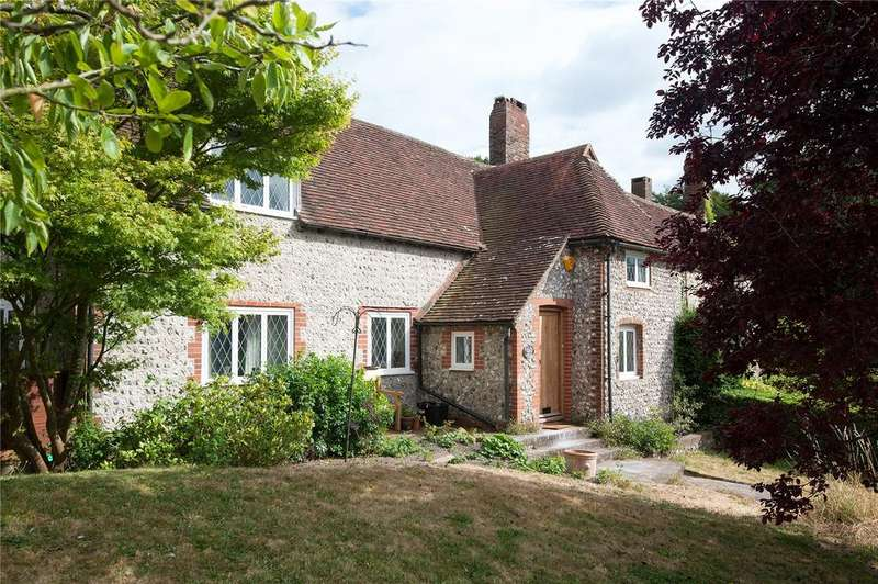 3 Bedrooms Semi Detached House for sale in The Street, Litlington, East Sussex