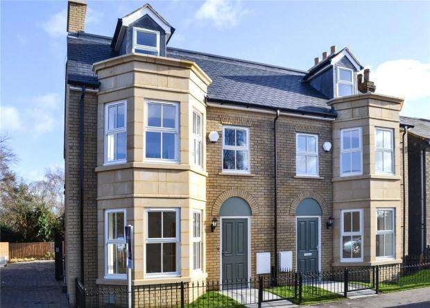 4 Bedrooms Semi Detached House for sale in Station Road, Histon, Cambridge, Cambridgeshire