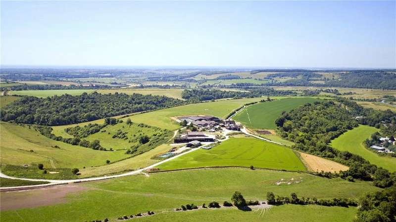 Farm Commercial for sale in Downs Farm, Mill Lane, Amberley, West Sussex