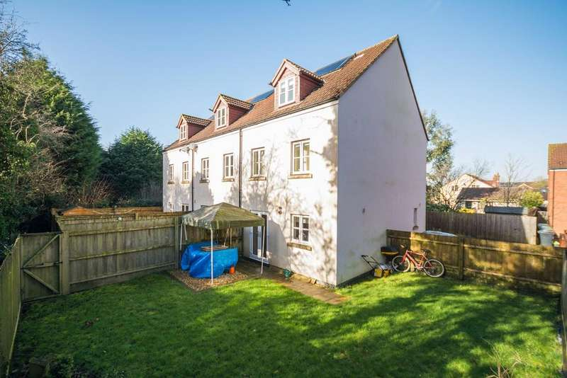 3 Bedrooms Town House for sale in Kingsfield , Rangeworthy, South Gloucestershire , BS37