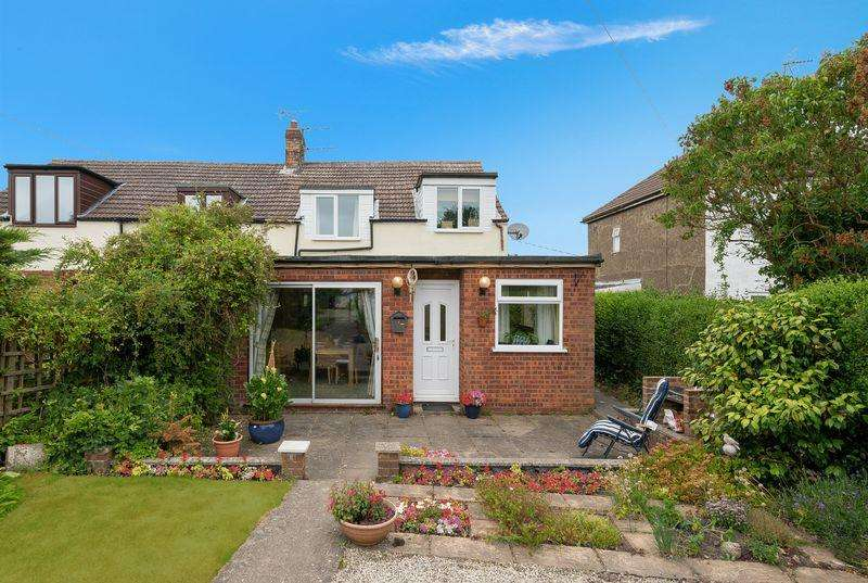 3 Bedrooms Semi Detached House for sale in 28 High Street, Cherry Willingham