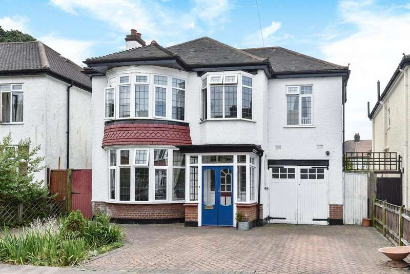4 Bedrooms Detached House for sale in Springfield Gardens, West Wickham
