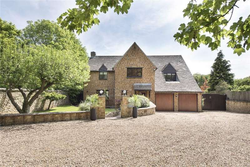 5 Bedrooms Detached House for sale in Sir Georges Lane, Adderbury, Banbury, Oxfordshire, OX17