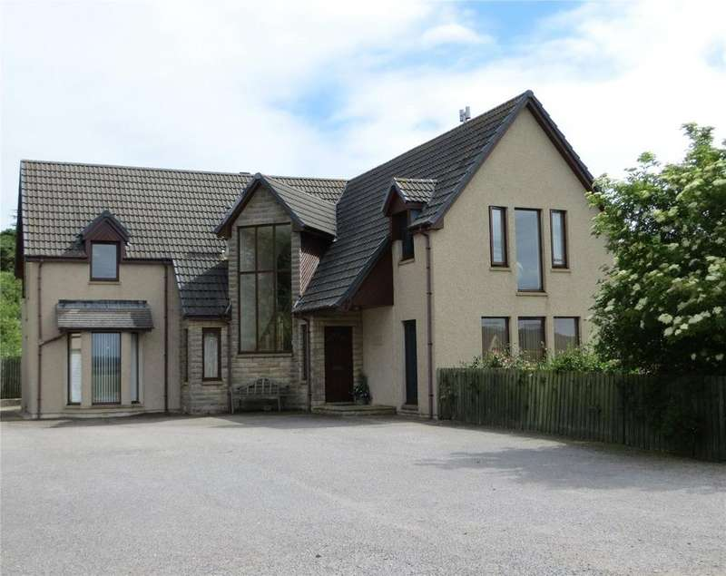 4 Bedrooms Detached House for sale in Salterhill, Elgin, Morayshire