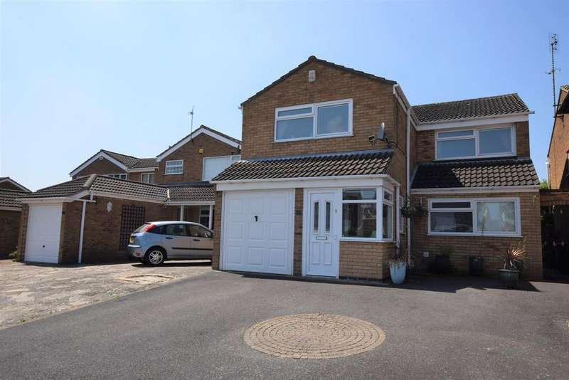 4 Bedrooms Detached House for sale in Rosebank Road , Countesthorpe