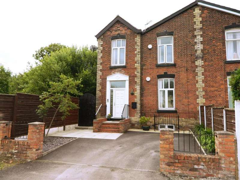 5 Bedrooms Semi Detached House for sale in Park Grove, Manchester