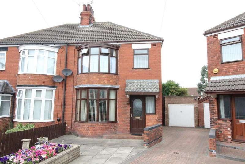 3 Bedrooms Semi Detached House for sale in Silverdale Road, Hull