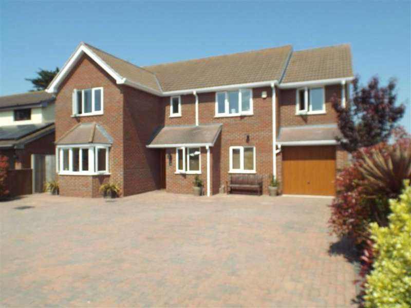 6 Bedrooms Detached House for sale in Oaktree Place, Burnham-on-Sea