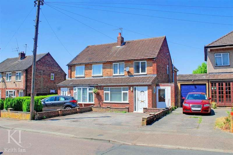 2 Bedrooms Semi Detached House for sale in Cozens Road, Ware - Chain free