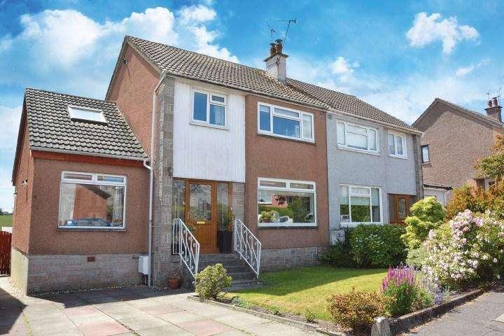 4 Bedrooms Semi-detached Villa House for sale in Hillend Crescent, Clarkston, Glasgow, G76