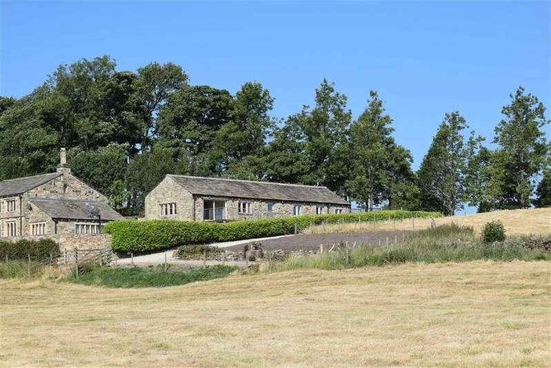 3 Bedrooms Detached Bungalow for sale in Hill Top, Foulridge, Lancashire