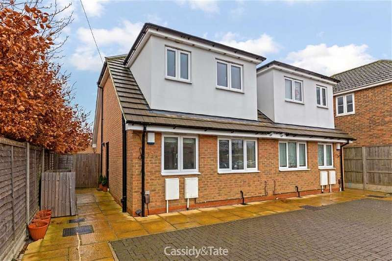 3 Bedrooms Semi Detached House for sale in Ely Close, Hatfield, Hertfordshire