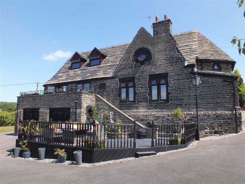4 Bedrooms Detached House for sale in Lily Lanes, Ashton-under-lyne