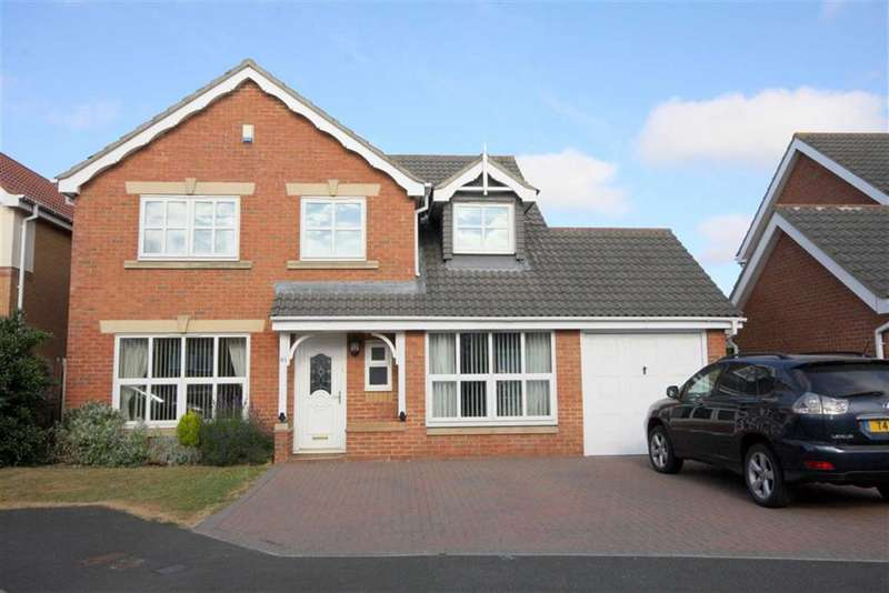 5 Bedrooms Detached House for sale in St Cuthberts Way, Holystone, Tyne And Wear, NE27