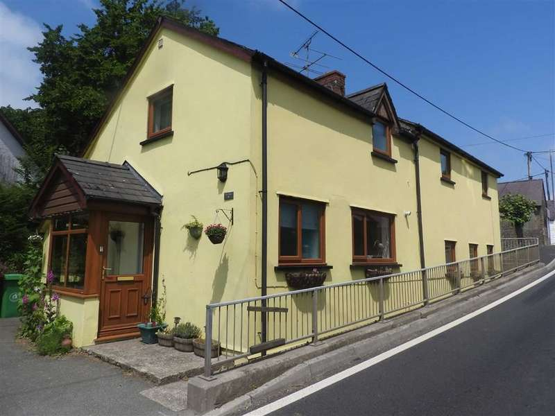 5 Bedrooms Cottage House for sale in EGLWYSWRW, Pembrokeshire