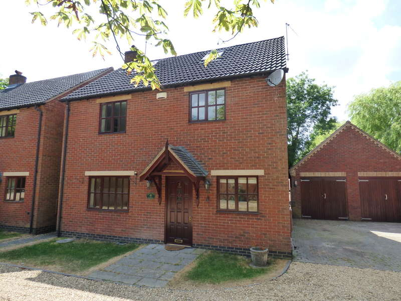 4 Bedrooms Detached House for sale in Commanders Close, Lighthorne Heath