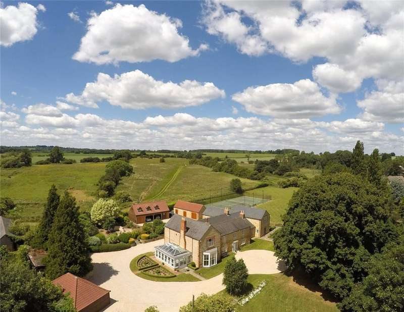 6 Bedrooms Detached House for sale in Manor Farmhouse, Maidwell