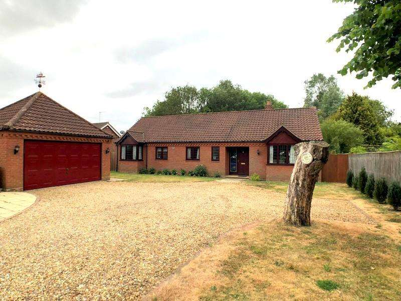 4 Bedrooms Detached Bungalow for sale in Staithe Road, Burgh St Peter