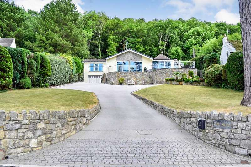 3 Bedrooms Detached Bungalow for sale in Rhyd y Foel Road, Llanddulas