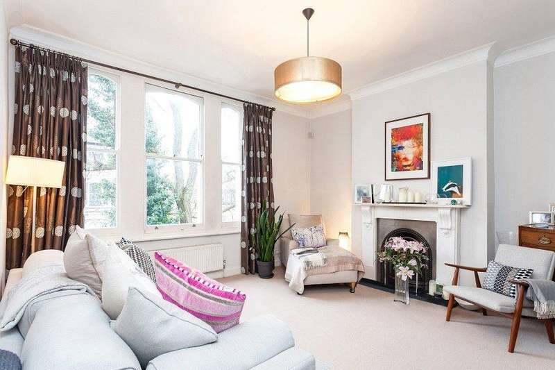 4 Bedrooms Flat for sale in St. Johns Grove, Archway, London, N19