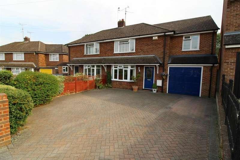 3 Bedrooms Semi Detached House for sale in Longworth Avenue, Tilehurst, Reading