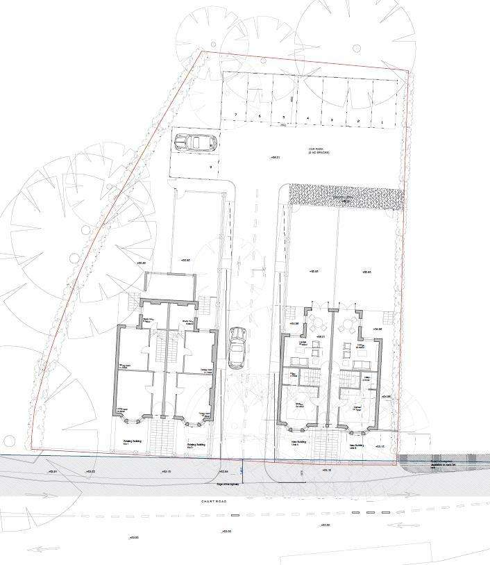 Land Commercial for sale in Chart Road, Ashford