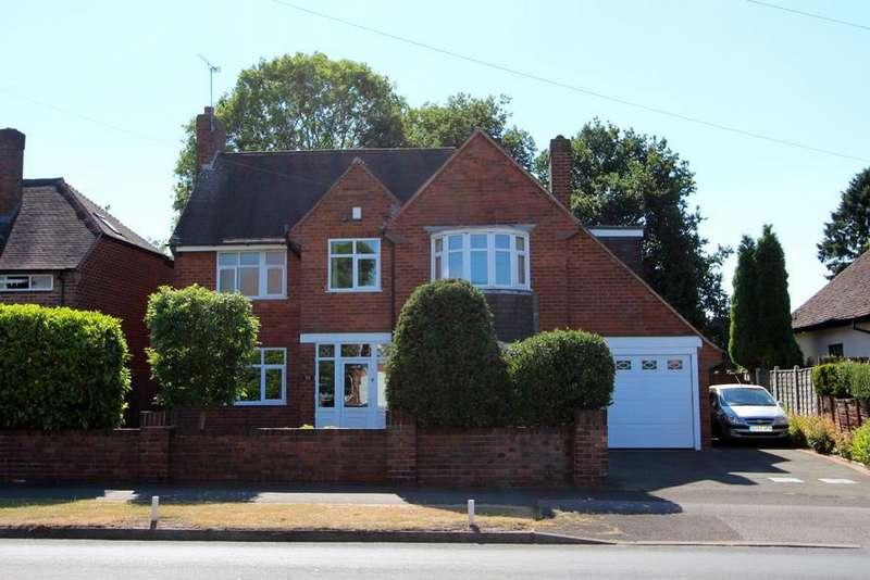 4 Bedrooms Detached House for sale in Finchfield Lane, Finchfield, Wolverhampton, WV3