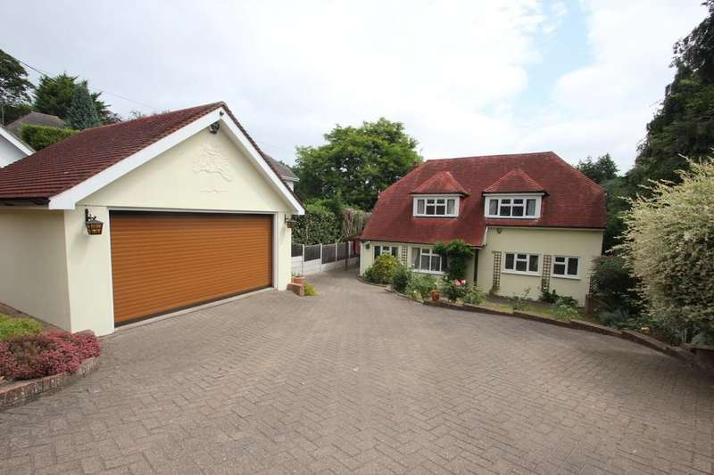 4 Bedrooms Detached House for sale in Bullwood Hall Lane, Hockley