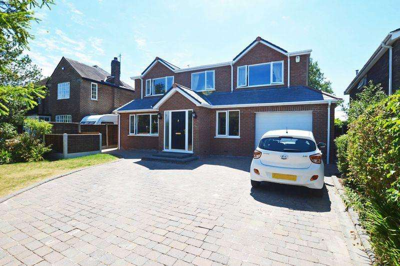 4 Bedrooms Detached House for sale in Tarn Road, Thornton-Cleveleys, FY5 5AX