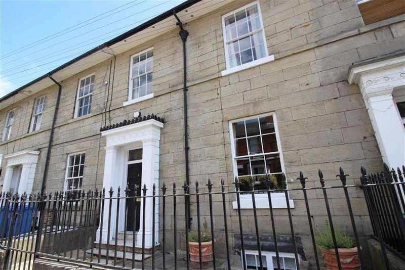4 Bedrooms Town House for sale in North Parade, Derby